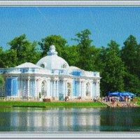 В парке у реки :: Лидия (naum.lidiya)
