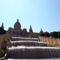 Национальный дворец Барселоны :: Машенька _________