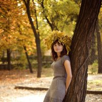 осень :: Елена +++