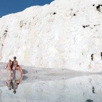 Памукале, Турцыя :: виктор омельчук
