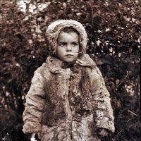 Рига. 1953 г. :: Нина Корешкова