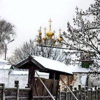 Уголок Рязанского Кремля. :: Лесо-Вед (Баранов)