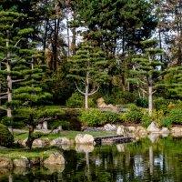 Японский сад :: Witalij Loewin