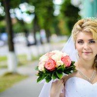Алина(невеста) :: Ольга Гребенникова
