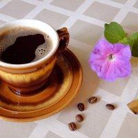 Чашка кофе :: Елена Шемякина