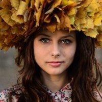Осень :: Анастасия Симонова