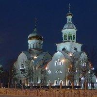 храм Георгия Победоносца(г.Сургут) :: Олег Петрушов