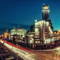 Вечерние огни :: Виталий Нагиев