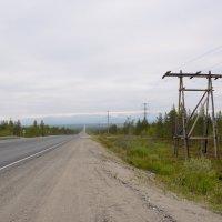 В Хибины :: Александр Хаецкий