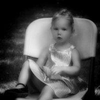 Маленькая гостья. :: Lidija Abeltinja