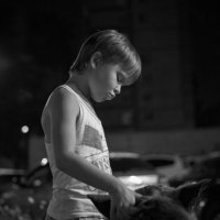 Привет, Малыш. :: Андрей Качин