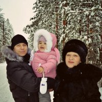 оп :: Надежда Мануйлова (Халиллаева)
