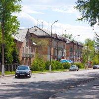 Улица  детства. :: brewer Vladimir