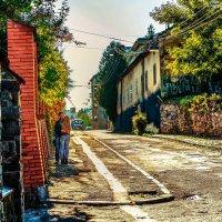 Когда улицы иногда пустеют... :: Евгений Мокин