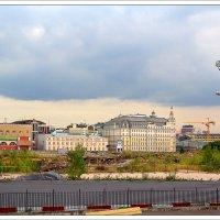 Москва :: Рамиль Хамзин