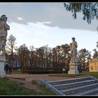 Скульптуры Екатерининского парка. :: Александр Лейкум
