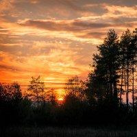 Пожар заката :: Андрий Майковский
