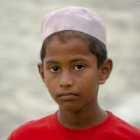 Юный ланкиец. :: Edward J.Berelet