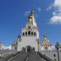 Церковь Всех Святых! :: Ирина Олехнович