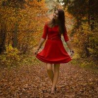 заколдованный лес :: Алина Белясова