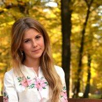 Теплая осень :: Антонина Ягущина