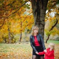 мама и дочка :: Катерина Терновая