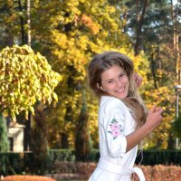 А мне весело:-) :: Антонина Ягущина