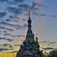 Церковь Казанской иконы Божией Матери — православный храм Мытищинского благочиния :: Владимир Питерский