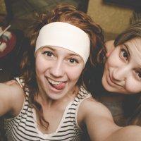 Я с Анюткой :: Ксения Москаленко