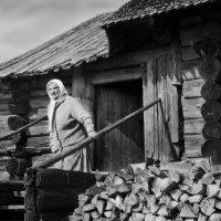 Бабушка ждет гостей :: Валерий Талашов
