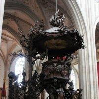 Собор Антверпенской Богоматери. Архиепископская кафедра :: Елена Павлова (Смолова)
