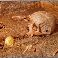 На раскопках древнего города Филиппи в Греции :: Леонид