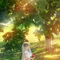 невеста Юля :: Ирина