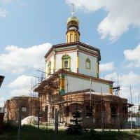 Церковь Сретения Господня. :: Александр Качалин