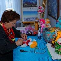 Так появляются славянские куклы :: YURII K