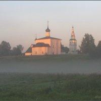 Я смотрю на туман над рекой... :: Ирина Нафаня
