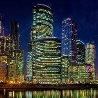 Москва Сити :: Александр Новиков