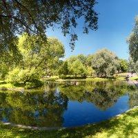 Юсуповский сад :: Laryan1