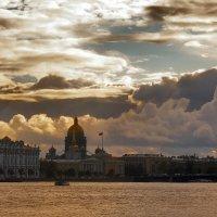 Питерский закат :: Marika Hexe