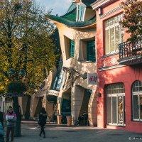 Изогнутый Дом :: Игорь Вишняков