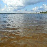 Белое озеро :: Мила