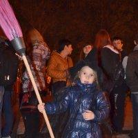 Маленькая ведьмочка :: Татьяна Кретова
