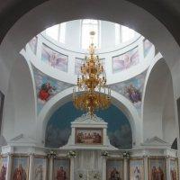 В Церкви Покрова Пресвятой Богородицы :: Елена Павлова (Смолова)