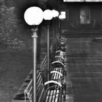 "4 фонаря :: PHOTO COMPOSITION "" FOC """