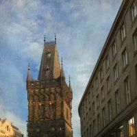 Пороховая башня. :: lady-viola2014 -