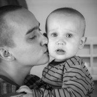 Отцовская любовь... :: Виталий Левшов