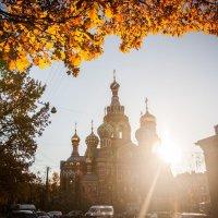 Спас на крови, СПб, Осень 2014 :: Aleksandr Zubarev