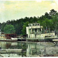Старый корабль :: Дмитрий Конев