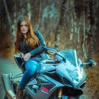 MotoGirl :: Денис Огнев