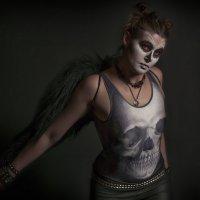 Студия...любимый Хеллоуин... :: Domovoi